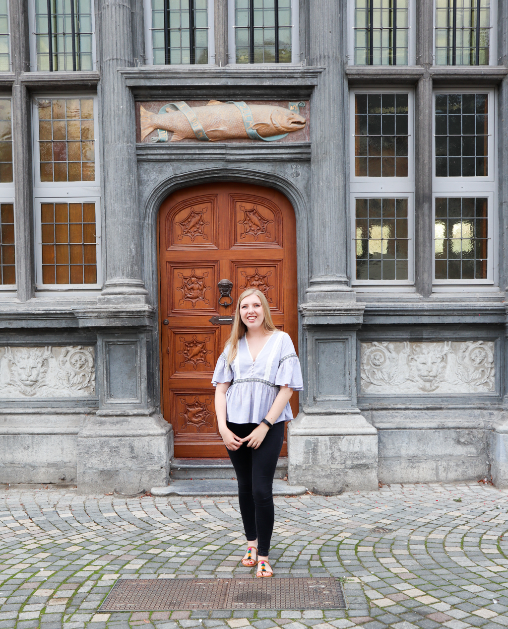Outfit met items van Blaise Boutique