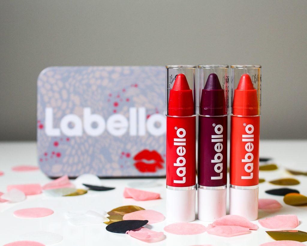Labello crayon lipstick review