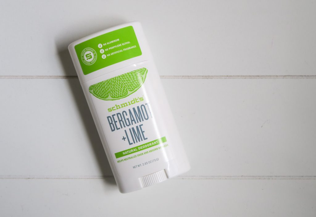 Schmidt's Natuurlijke Deodorant Bergamot + Lime