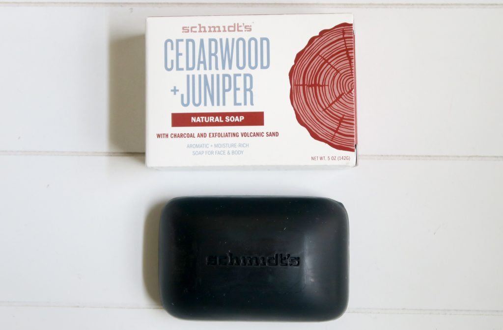 Schmidt's zeep Schmidt's Natuurlijke Zeep Cedarwood + Juniper