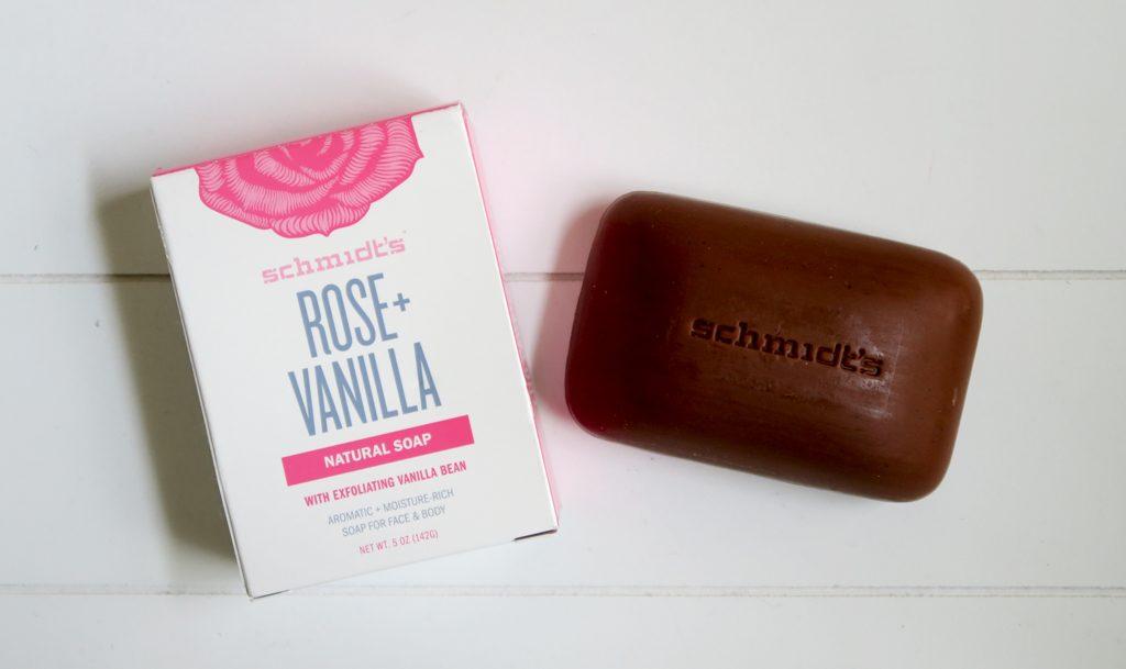 Schmidt's Natuurlijke Zeep Rose + Vanilla