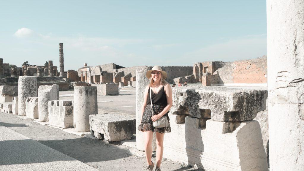 Pompeï bezoeken
