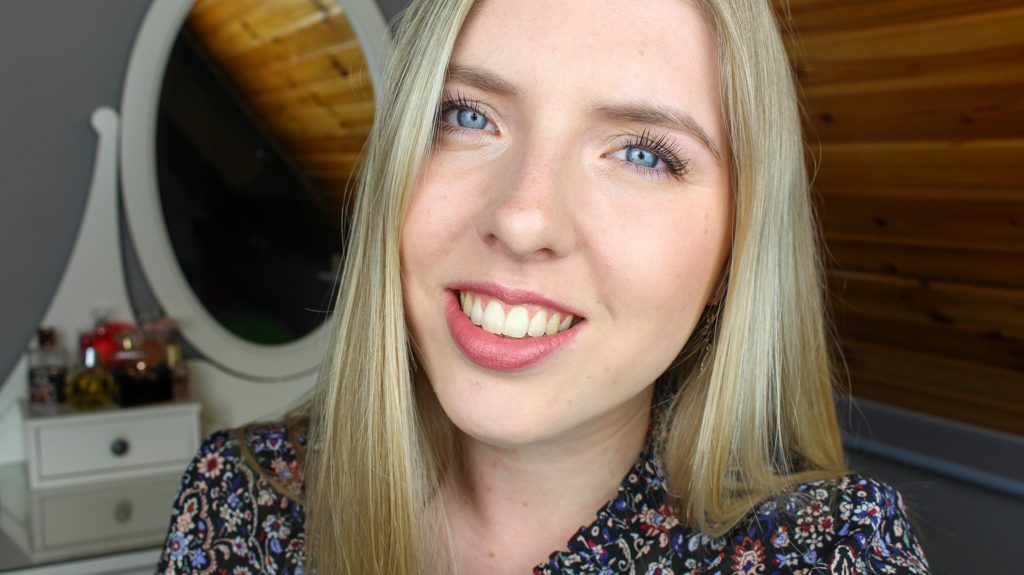 NARS Audacious Lipstick Anita review