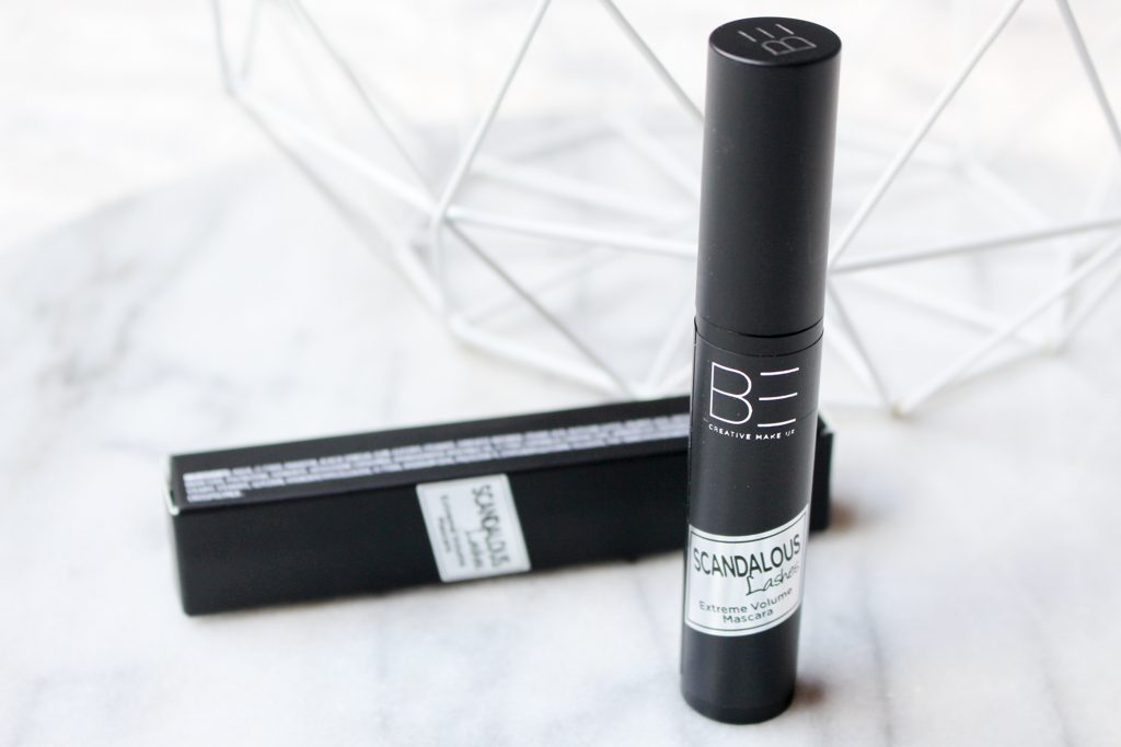 BE Creative Make Up Scandal Lash Mascara review