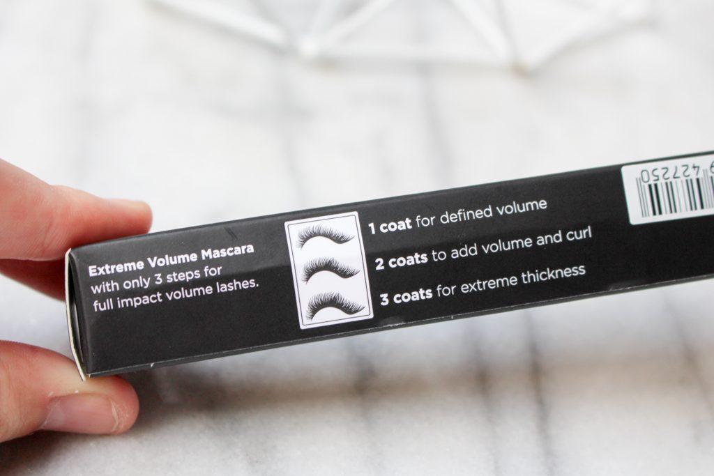 BE Creative Make Up Scandal Lash Mascara review
