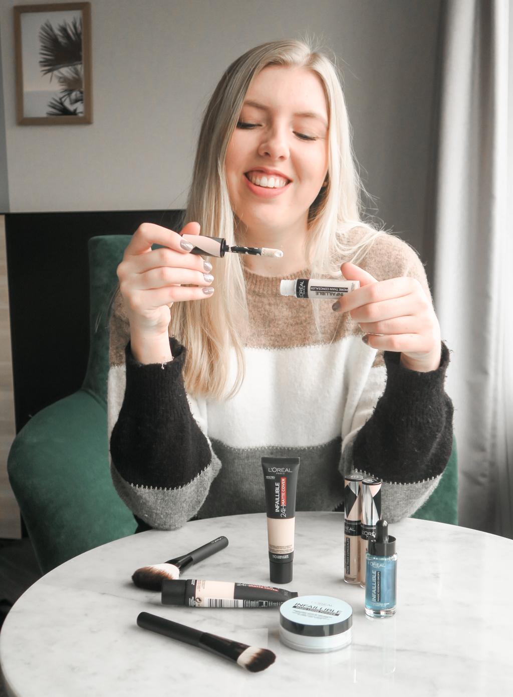 L'Oréal infaillible concealer
