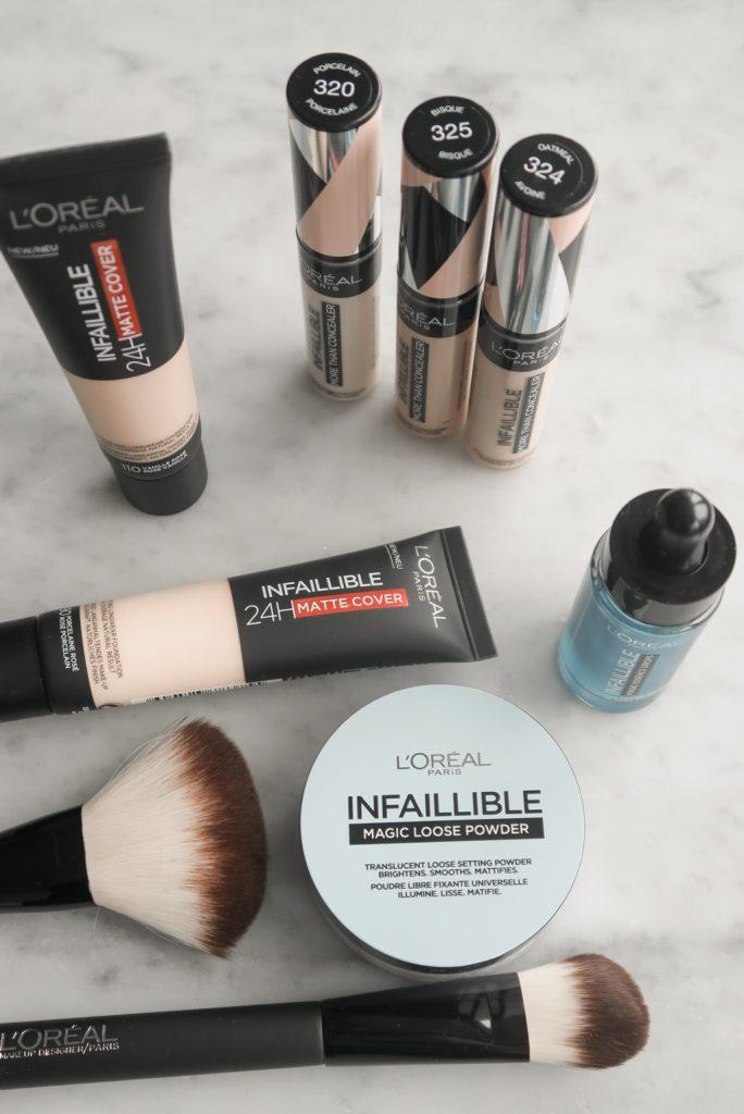 L'Oréal infaillible