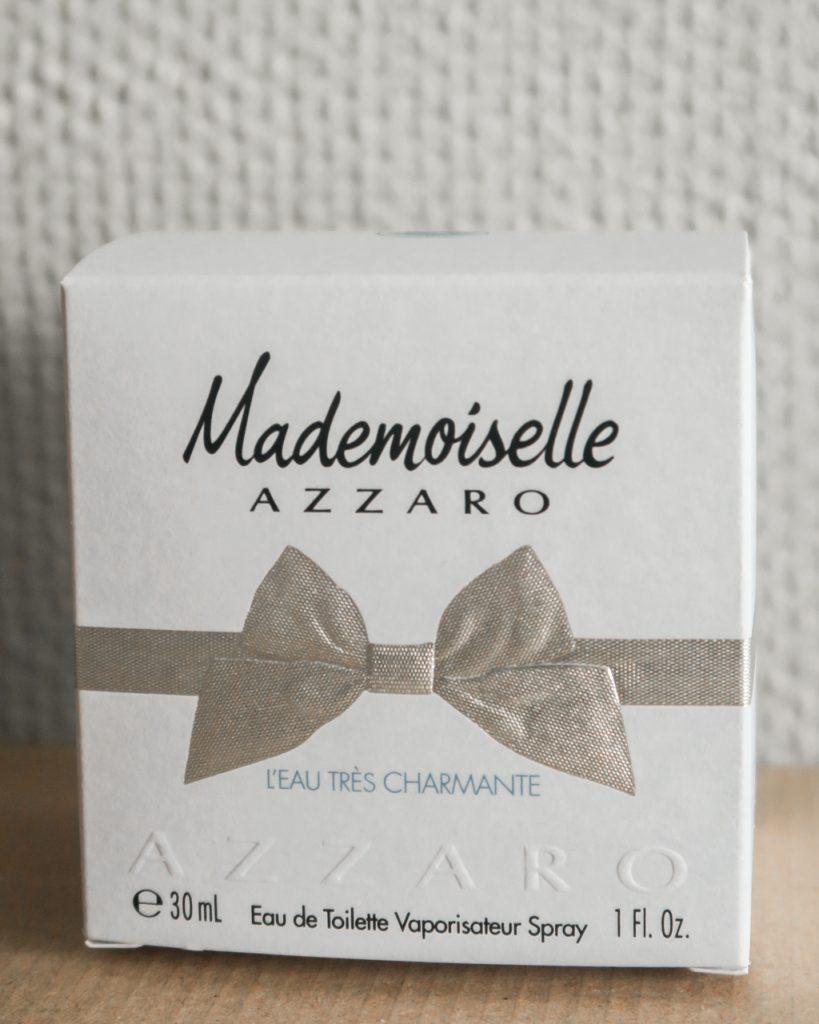 Azzaro mademoiselle l'eau très charmante