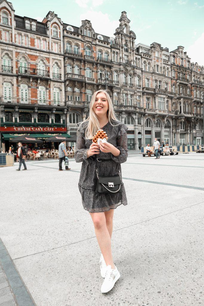 Brussels & waffles