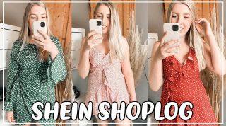shein shoplog