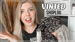 vinted shoplog