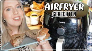 airfryer maaltijden
